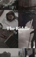 The riddle - y/n x Mattheo by TRWadsworth