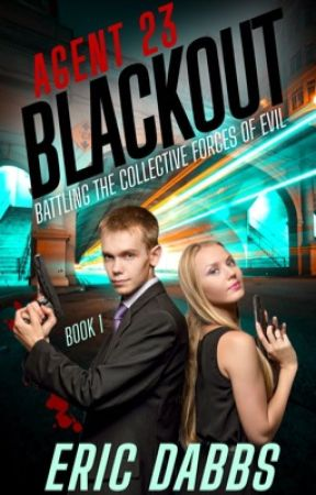 AGENT 23 BLACKOUT [ONC 2021] by ericdabbs