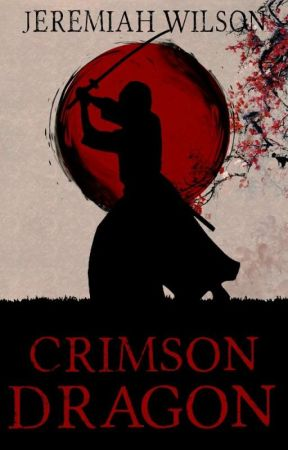 Crimson Dragon by Eternalautumnfire