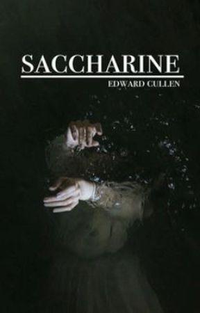saccharine  edward cullen by kook-trash