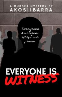 Everyone is Witness cover