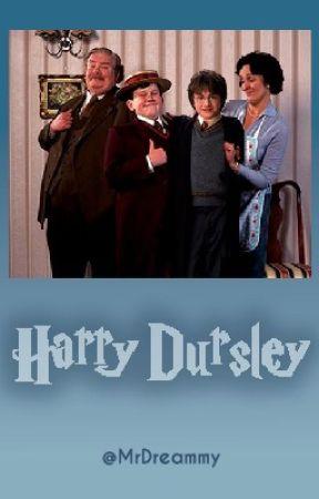 Harry Dursley by MrDreammy