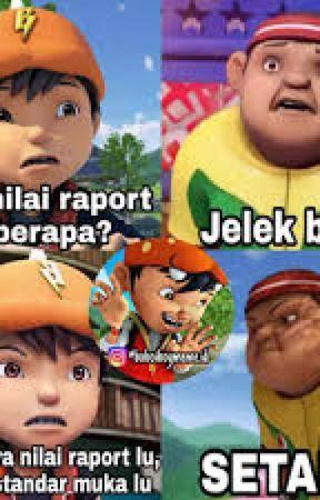 cerita gaje boboiboy by RickyHarunM