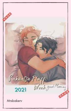 SakuAtsu Fluff Week 2021 by MrsBakerV