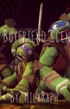 TMNT Boyfriend Scenarios by MilaRaph