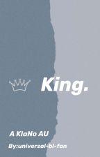 KING | KlaNo AU  by universal-bl-fan