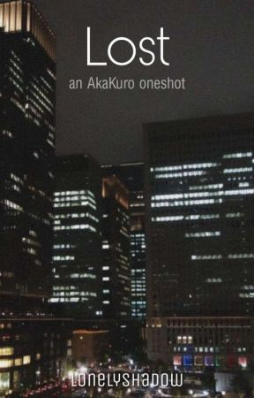 Lost   AkaKuro by _blueundred