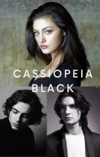 Cassiopeia Black -Marauders era- by Anlabpiz