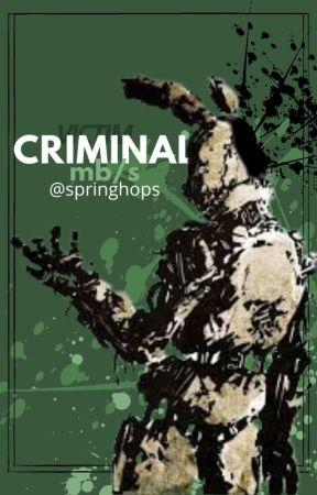✎ | 𝙘𝙧𝙞𝙢𝙞𝙣𝙖𝙡 | springtrap mb/s by springhops