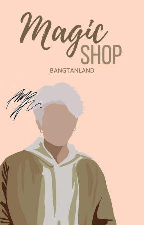 Magic Shop; BTS by bangtanland