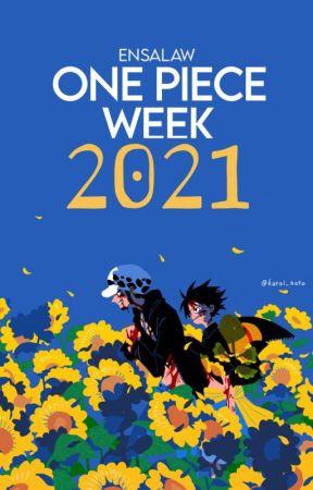 One Piece Week | 2021 by ensalaw