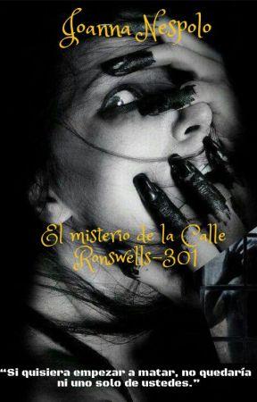 El Misterio de la Calle Ronswells 301 by JoannaNespolo