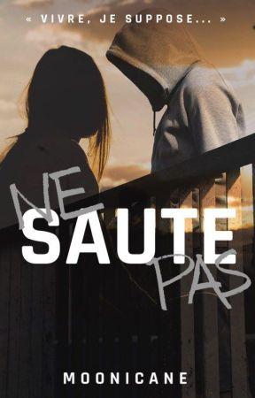 Ne Saute Pas by moonicane