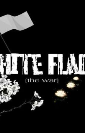 White flags[the war]Dreamxfem!reader by WilburSootWasTaken