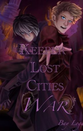 Keeper of the Lost Cities: War by AgentBay_spades