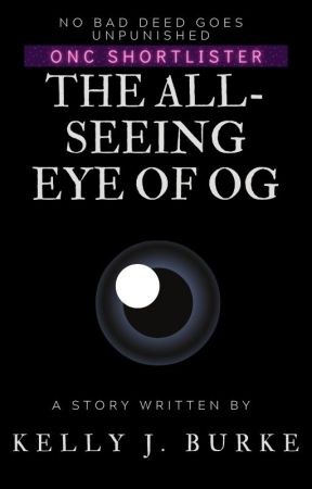 The All-Seeing Eye of Og [ONC2021] by KellyJBurke