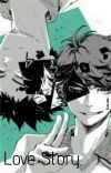 Love Story - IwaOi cover