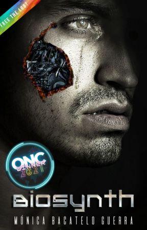 BioSynth | ONC 2021 | MM Romance | Sci-Fi by MonicaBGuerra