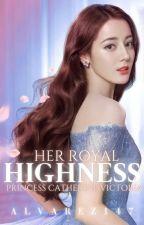 Her Royal Highness: Princess Catherine Victoria (SOON) by alvarez147