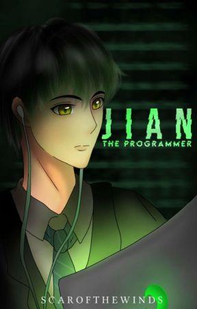 Jian, The Programmer by Scarofthewinds