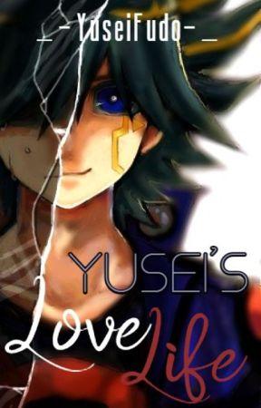 Yusei's Love Life... (Based off the Short Story I made) by _-YuseiFudo-_