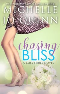 Chasing Bliss (Bliss Series Book 3) SAMPLE CHAPTERS ONLY cover