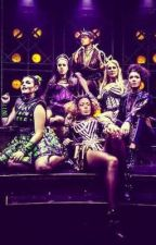 Six Queens, Third Chance. by Wolfenden56