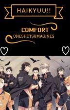 Haikyuu!! Comfort vibes :) by evielt13