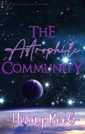 Astrophile | Hiring Book by Astronomy_Community