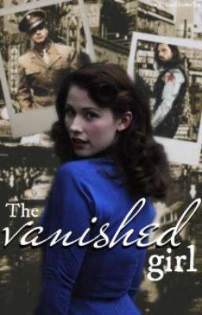 »The vanished girl« // Bucky Barnes by xXMissKitsuneXx