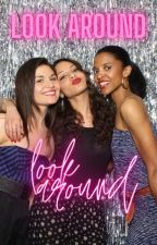 Look around, look around (modern Schuyler sisters fan fiction) ON HOLD by clauson-f