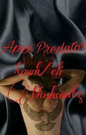 Apex Predator (Hawk/Eli Moskowitz) Cobra Kai by BriMoskowitzMalfoy