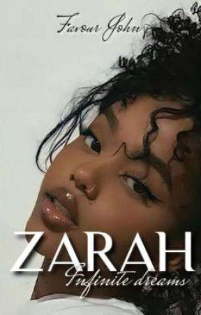 Zarah - Infinite dreams  by Favvy_Jay