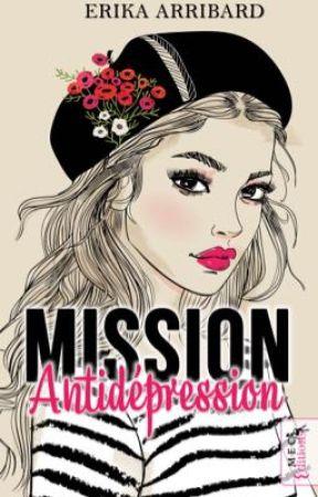 Mission Antidépression (sous contrat d'édition ) by Lou-Abd
