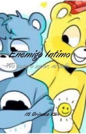 ENEMIGO INTIMO  (Funshine x Grumpy) by F4ke-OriKun