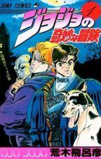Manga JoJo's Bizarre Adventure Part 1: Phantom Blood by El_manos_locas