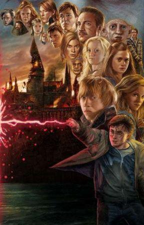 Broken (Fred Weasley Fanfic) by NormandyWright