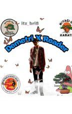 Demetri x reader (Cobra Kai) by itz_bri8
