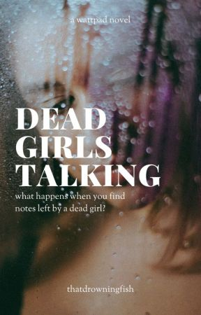 Dead Girls Talking | ONC 2021 by thatdrowningfish