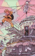 The Prodigy Uzumaki by GoldExperienceAct2