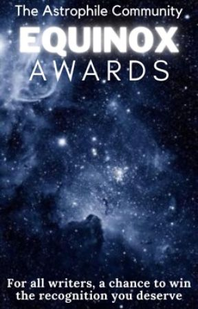 Equinox Awards by Astronomy_Community