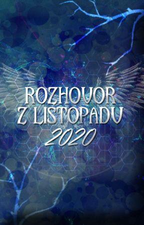 Rozhovor z listopadu 2020 by SpisovatelkaIvet