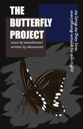 The butterfly project [KOOKMIN|JIKOOK] by Moonlisweet