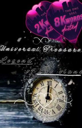 Universal Treasure by alisha_limbu