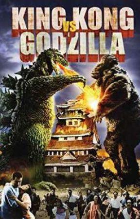 Kong vs Godzilla by Bananaman9388