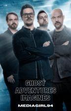 Ghost Adventures Imagines by mediagirl94