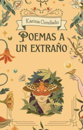 Poemas a un extraño by elizabeth1701