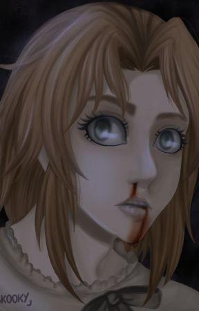Dead-Eyed Maggie (Creepypasta OC origin story) by Duskooky