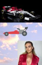 The female Formula 1 driver by aurorae21