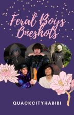 Feral Boys oneshots (Quackity, Karl, Dream, George, Sapnap)  by quackcityhabibi